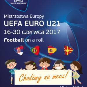 Mistrzostwa Europy UEFA EURO U21 wGdyni!