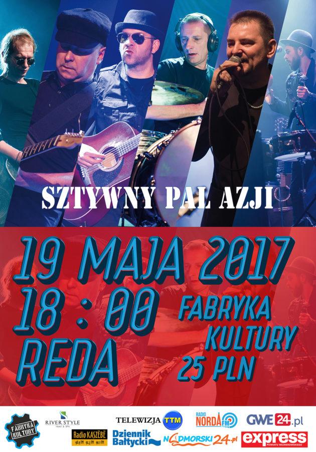 Koncert zespołu SZTYWNY PAL AZJI
