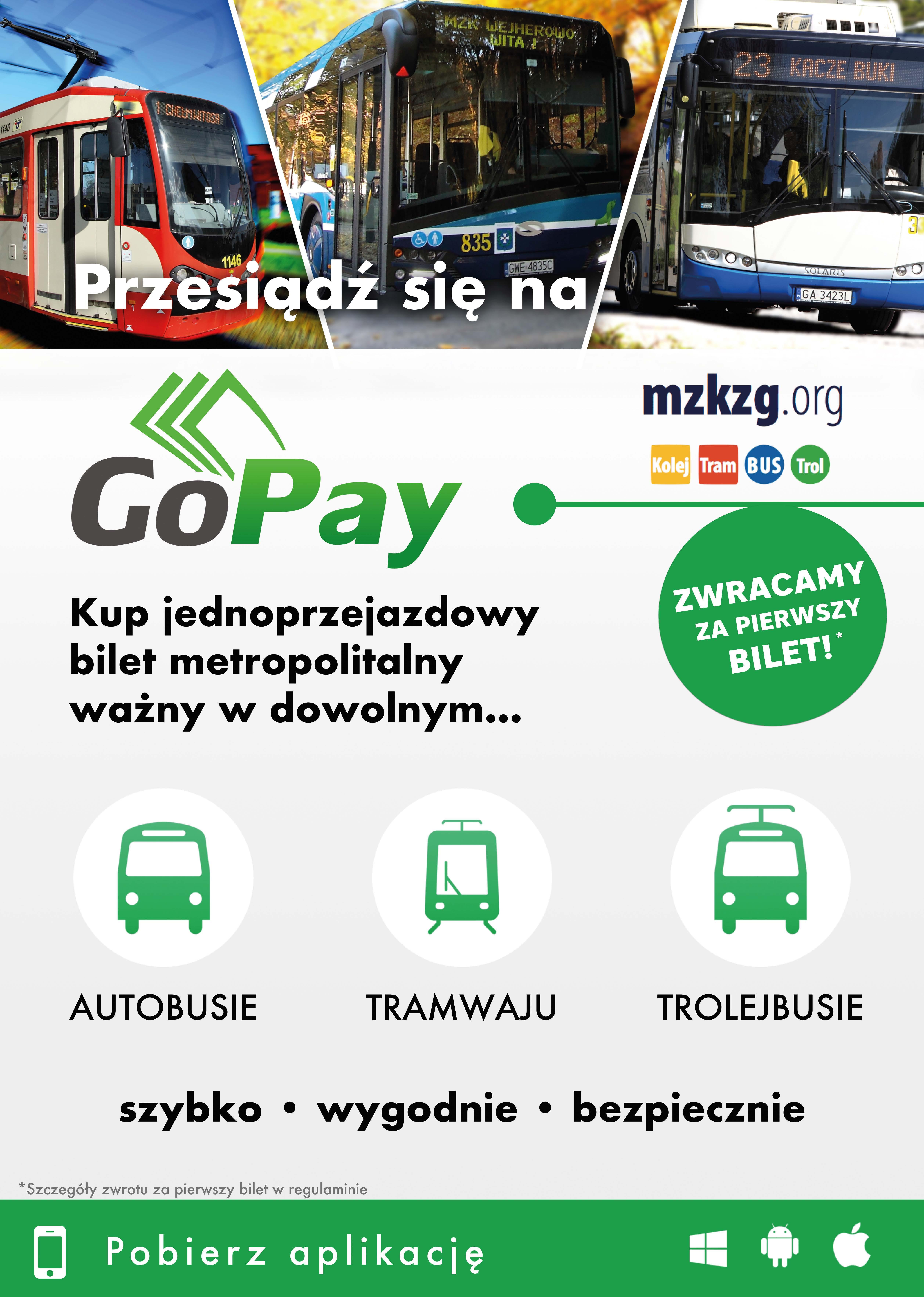 GoPay – nowy operator
