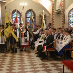 25-lecie Zrzeszenia Kaszubsko-Pomorskiego Oddział wRedzie