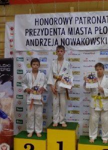 Udane walki judoków UKS SIMBA REDA