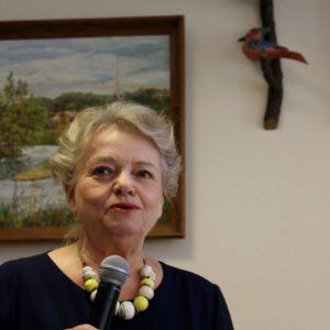 Anna Seniuk wRedzie