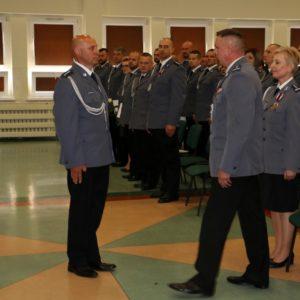 Powiatowa Komenda Policji świętowała wRedzie