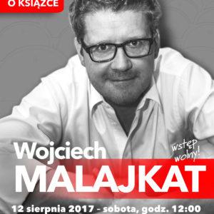 Wojciech Malajkat wredzkiej bibliotece
