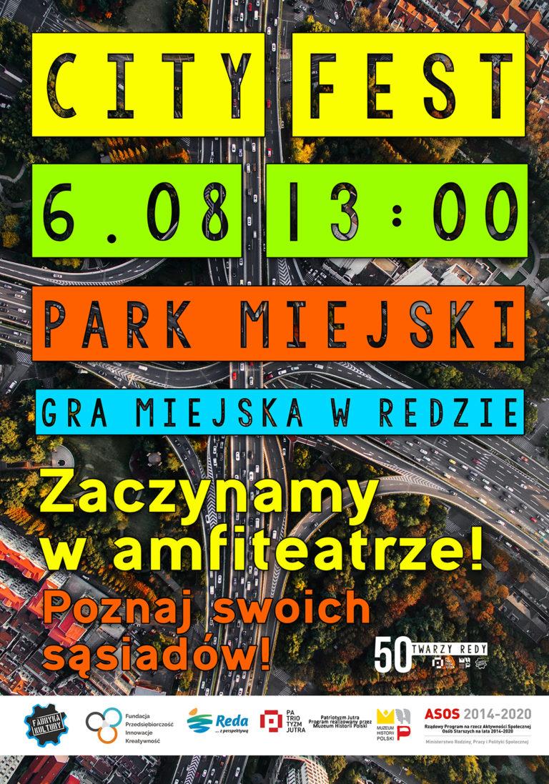 CITY FEST Gra Miejska!