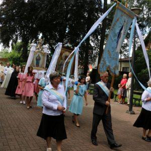 Suma odpustowa wKościele Wniebowzięcia NMP iśw.Katarzyny Aleksandryjskiej