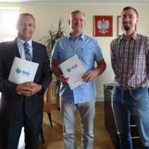 Podpisano umowę natermomodernizację remizy OSP