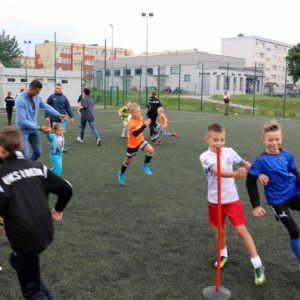 Ogólnopolski Dzień Sportu naredzkim Orliku