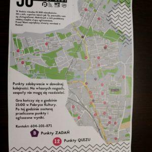 Gra Miejska – 50 Twarzy Redy