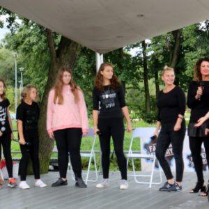 Musical MASKA CZASU wParku Miejskim