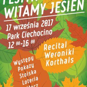 """Festyn """"Witamy Jesień"""" wCiechocinie"""