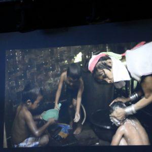 Filmowe dokumenty wFabryce Kultury