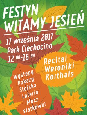 Festyn Witamy Jesień wCiechocinie!