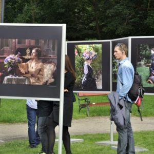 WYSTAWA PLENEROWA FOTOGRAFII STYLIZOWANYCH – ŚLAD DAWNYCH EPOK WMUZEUM