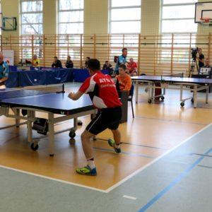 Inauguracja tenisistów stołowych wRedzie