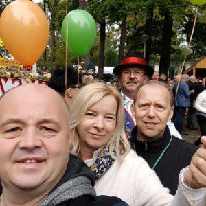 Święto Plonów wRejonie Wileńskim