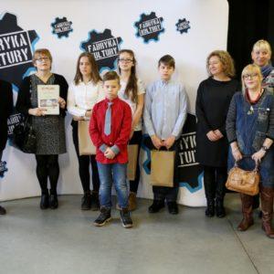 Wręczenie nagród iwernisaż Konkursu Graficznego FUTU-REDA