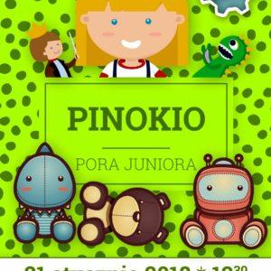 """Pinokio"" wFabryce Kultury"