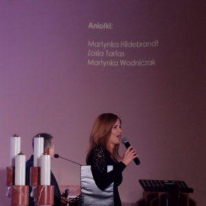 Koncert charytatywny dla Agatki iDawida