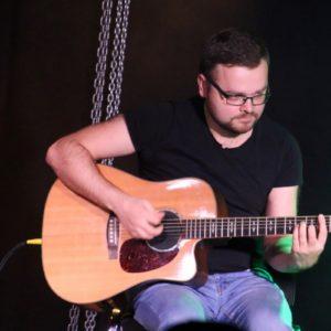 Koncert  Macieja Balcara