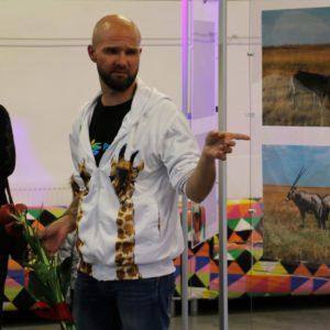 Tomasz Iwaniuk – moja Afryka