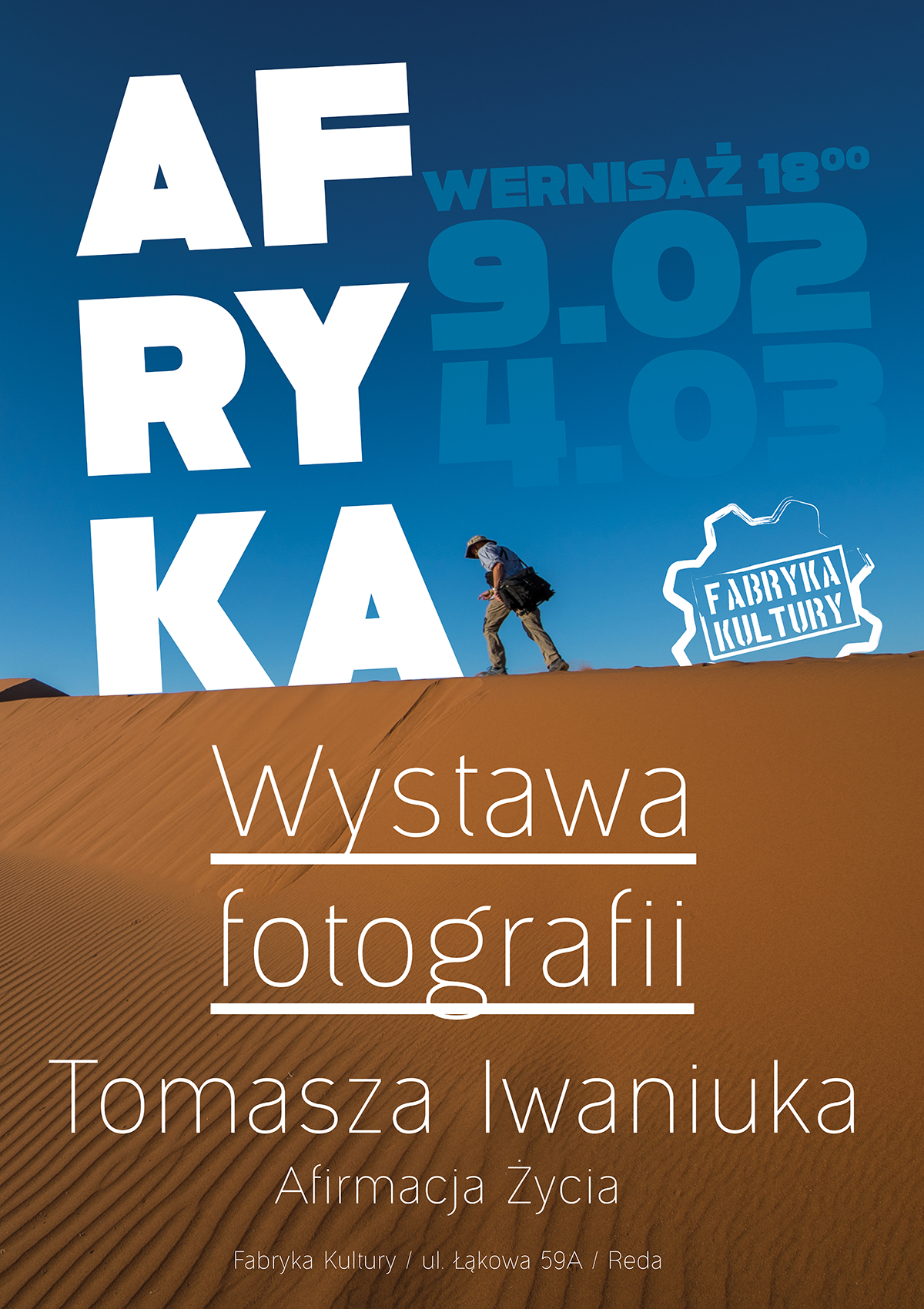 Wystawa fotografii Tomasza Iwaniuka