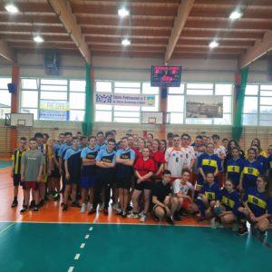 Piłka Ręczna – Igrzyska Młodzieży Szkolnej