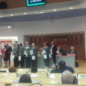 Wyróżnienia w Olimpiadzie Senior Obywatel