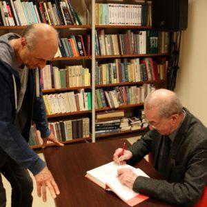 Rozmowa o książce z prof. Karolem Modzelewskim
