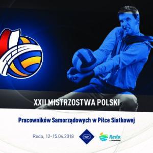 Zapraszamy naXXII  Mistrzostwa Polski Pracowników Samorządowych wPiłce Siatkowej