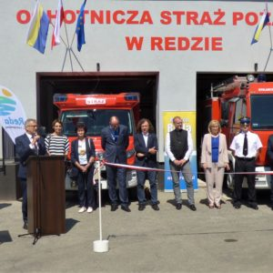 Zarząd Obszaru Metropolitalnego Gdańsk-Gdynia-Sopot tym razem w Redzie