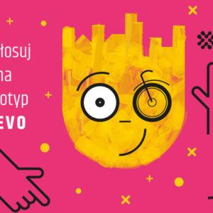 Wspólnie wybierzmy logotyp MEVO