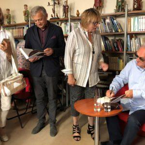 Jacek Cygan odwiedził Redę