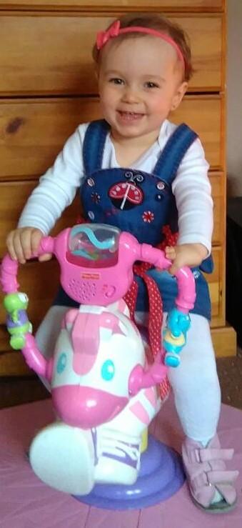 DNI REDY JUŻ WNAJBLIŻSZY WEEKEND! Pomagamy małej Nadii!