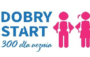 "Można już składać wnioski w programie ""DOBRY START"""