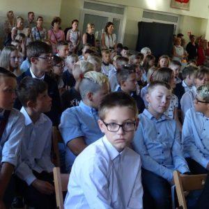 Inauguracja roku szkolnego 2018/2019 wSzkole Podstawowej nr4