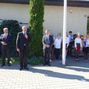 Inauguracja roku szkolnego 2018/2019 wSzkole Podstawowej nr6 wRedzie
