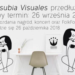Cassubia Visuales przedłużona do 26 września 2018!