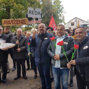 Wizyta naŚwięcie Plonów  Rejonu Wileńskiego 2018
