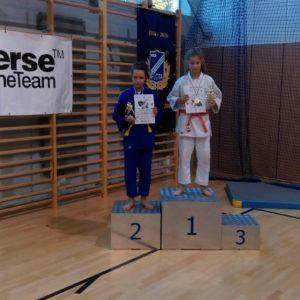 Kolejne sukcesy młodych judoków