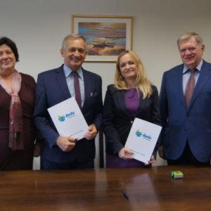 Podpisano umowę nadotację dla szpitala wWejherowie