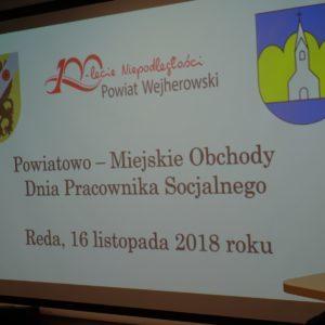 Zanami powiatowe obchody Dnia Pracownika Socjalnego