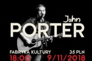 Solowy koncert Johna Portera