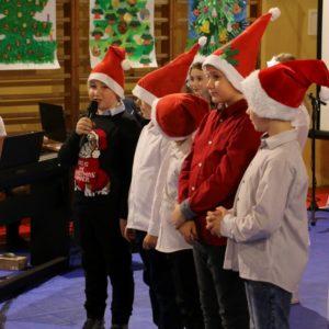 Świąteczny Koncert Charytatywny wSP 2
