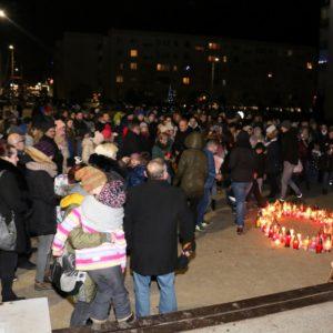 Redzianie uczcili pamięć Pawła Adamowicza