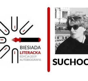 Już w piątek Biesiada Literacka z Hanną Suchocką!