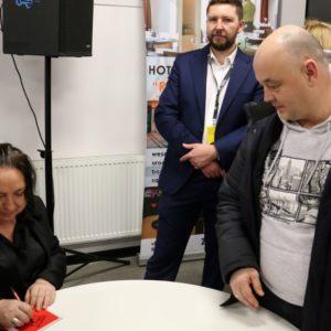 Martyna Jakubowicz wFabryce Kultury wRedzie