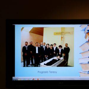 Spotkanie z Franciszkiem Szczęsnym