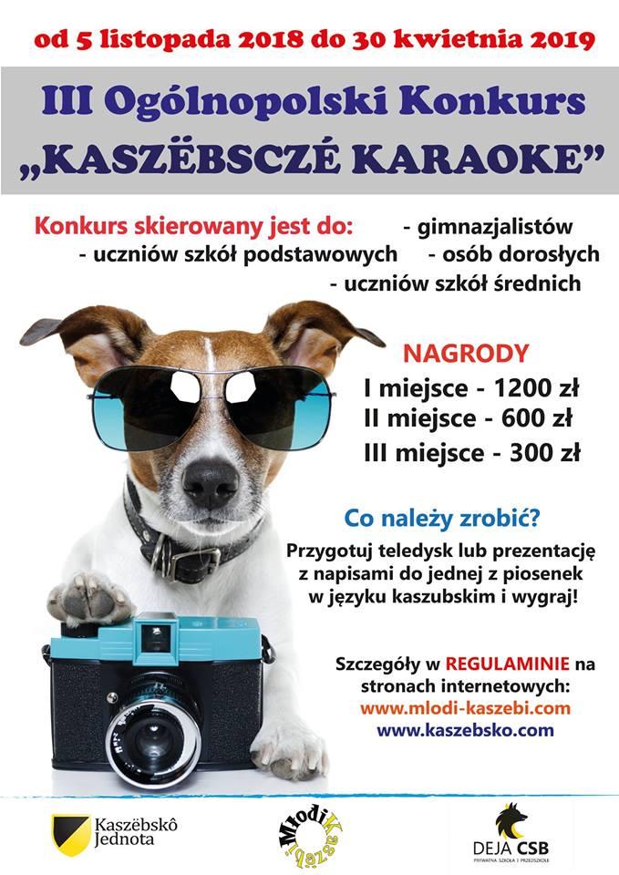 Konkurs Kaszëbsczé Karaoke