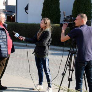 Wojciech Mann odwiedził Redę